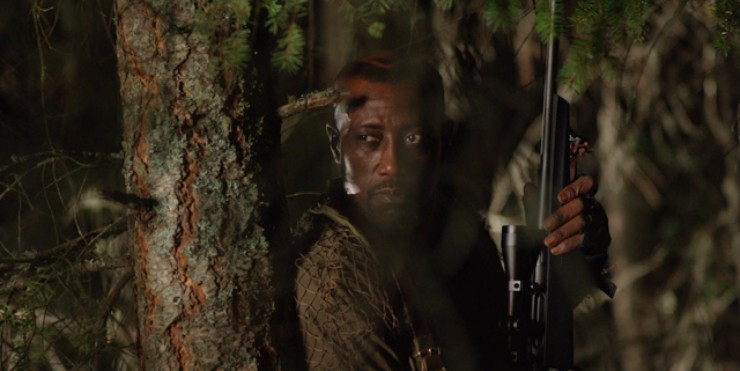 Win Final Recall Starring Wesley Snipes DVD Bundle