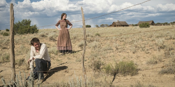 Netflix Release First Godless Images For Steven Soderbergh Produced Western