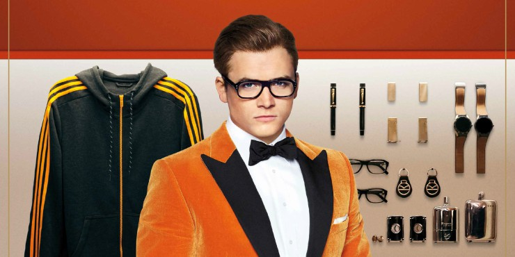 Meet The Agents In New Kingsman: The Golden Circle Posters