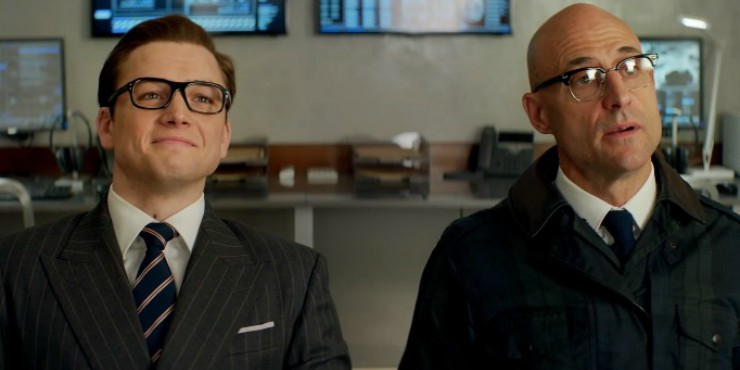 'Say Goodbye' In New Kingsman: The Golden Circle TV Spot