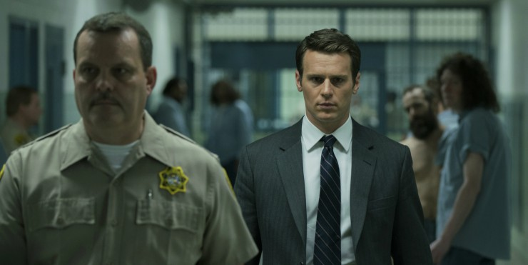 Think Like A 'Crazy' In David Fincher's Netflix Show  Mindhunter