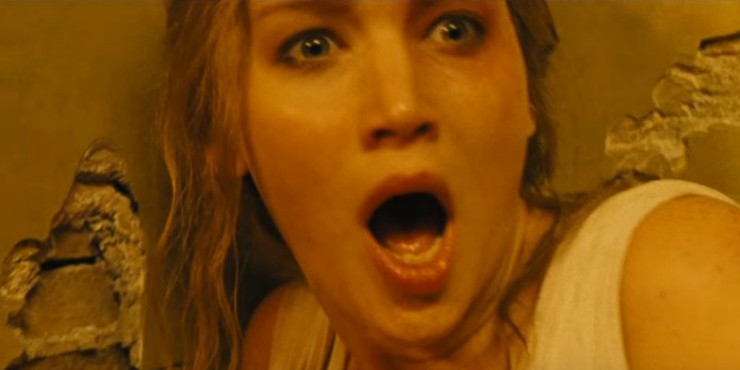 Jennifer Lawerence Wants 'Paradise' In First Mother! Full Trailer
