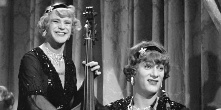 Critics Like 'em Hot Top 100 comedies of all time According To BBC