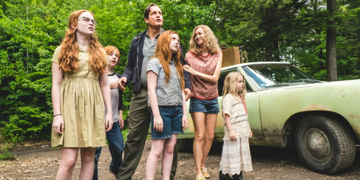 Emotions Clash In The Glass Castle UK Trailer