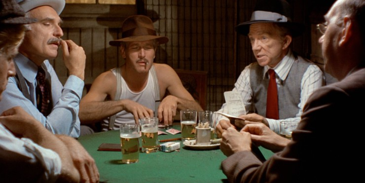 The top five gambling films