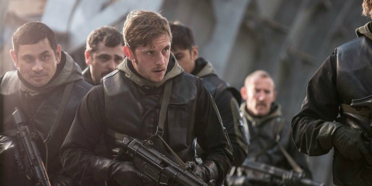 Watch New Trailer For 6 Days Starring Jamie Bell