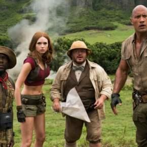 Jumanji: Welcome To The Jungle New Trailer Looks Fun Romp