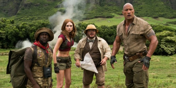 Jumanji: Welcome To The Jungle New Trailer Looks Fun Romp