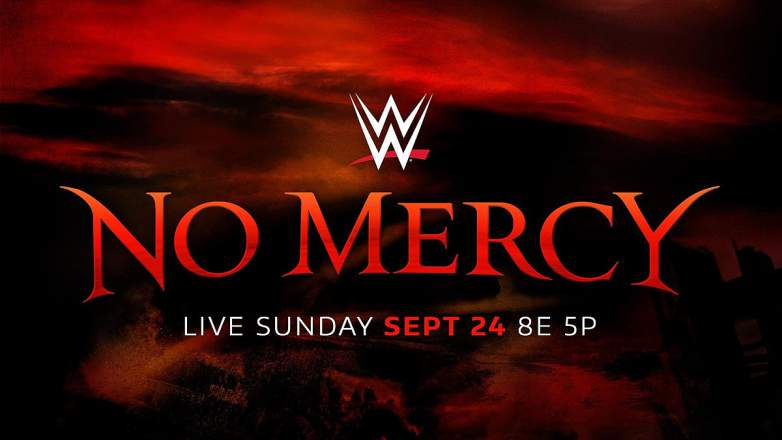 WWE No Mercy 2017 Preview