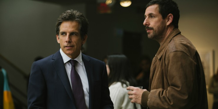 In New The Meyerowitz Stories Trailer, Adam Sandler Proves He Can Act