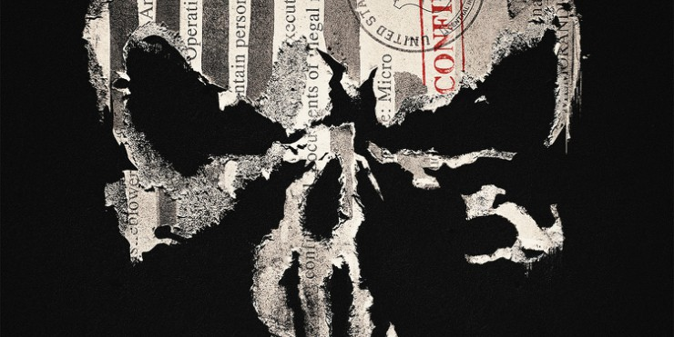 New Skull Poster And Images For Marvel's The Punisher