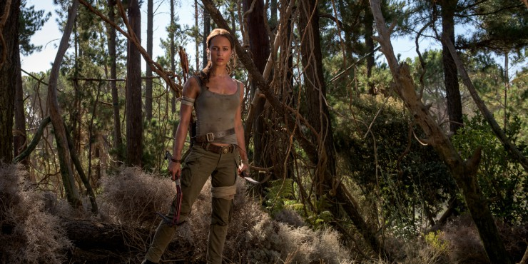 Alicia Vikander Promises a New Look Lara Croft In 2018 Reboot