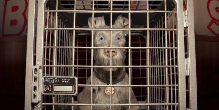 Wes Anderson's Isle Of Dogs First Trailer Lands Us In A Dystopian Canine Nightmare
