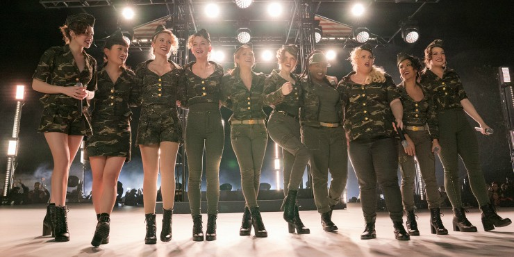 There All Breast-Fed In New Pitch Perfect 3 Trailer