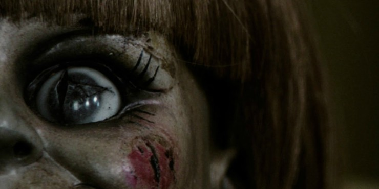 31 Days Of Horror (Day 8) – Annabelle (2014)