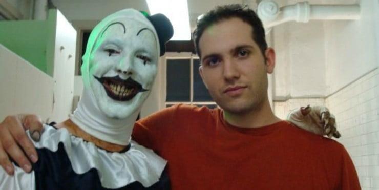 Frightfest Halloween 2017 Interview – Damien Leone (Terrifier)