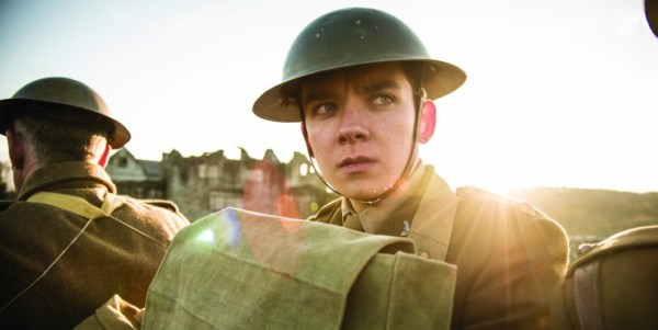 Saul Dibb's Journey's End Releases First Poster