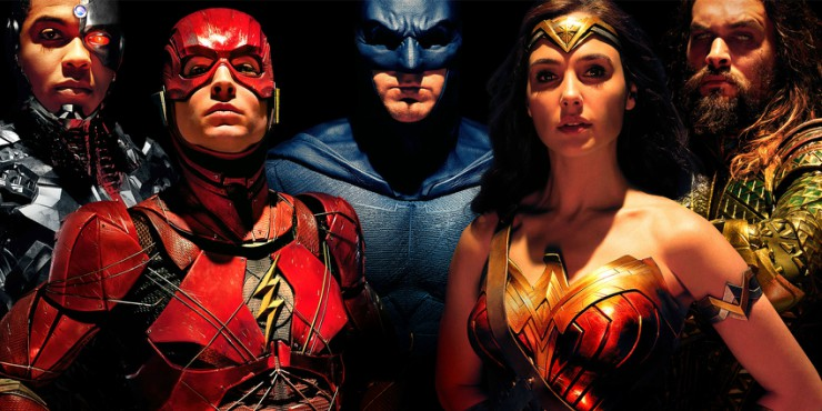 Film Review – Justice League (2017)
