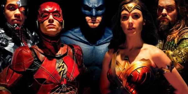 Film Review – Justice League (2017)