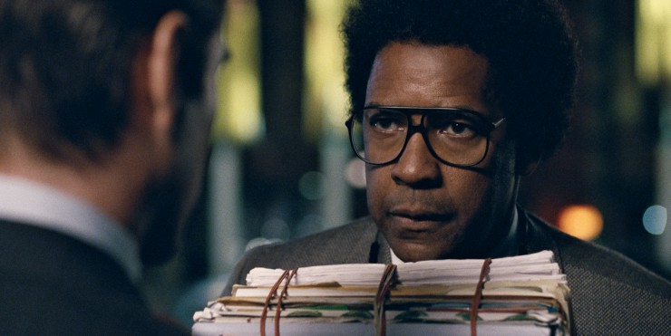 Denzil Washington Is Disillusioned In Roman J. Israel, Esq Trailer