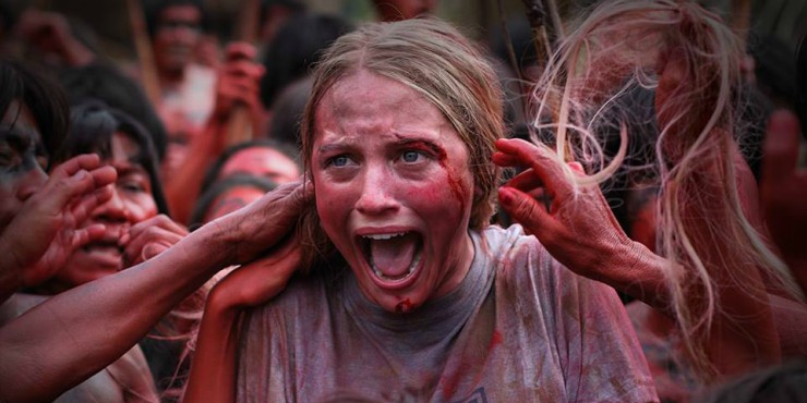 31 Days Of Horror (Day 9) – The Green Inferno (2013)