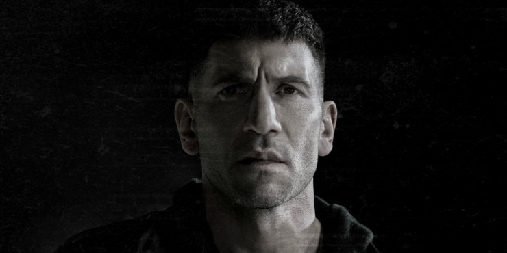 The New Punisher Artwork 'The Truth Must Be Taken'