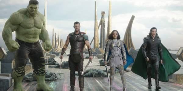 Australian THOR Premiere CHRIS Hemsworth MARK Ruffalo TAIKA Waititi