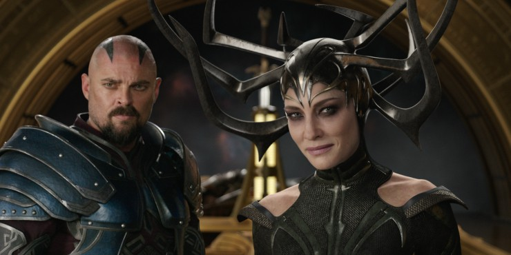 Thor Ragnarok Showcases 'Hela Good' Featurette And Clip