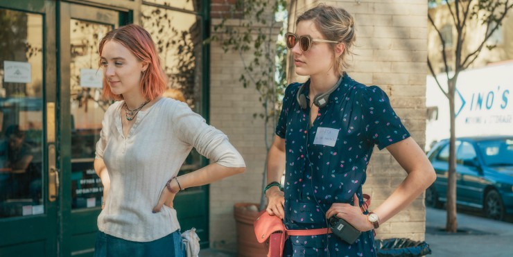 In Greta Gerwig's Lady Bird UK Trailer, Saoirse Ronan Is A Rebel With A Heart