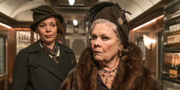 Set Design Examined In Murder On The Orient Express New Featurette