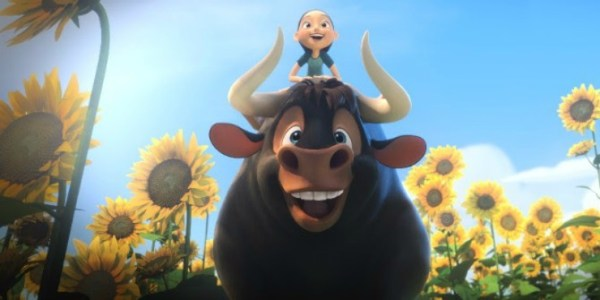 Ferdinand Third Trailer is 'Adorabull' And Non-Judgemental