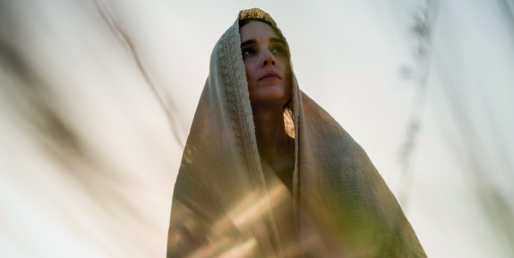 New Mary Magdalene UK Trailer A Female Perspective Of Jesus Life