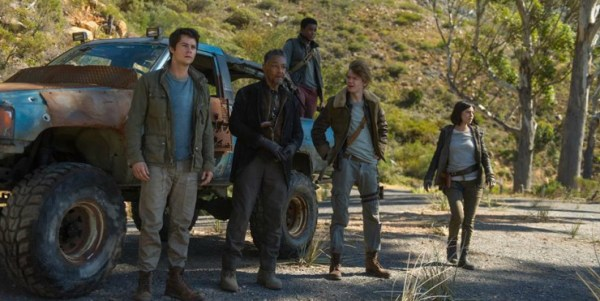 Maze Runner: The Death Cure Unveils New Poster