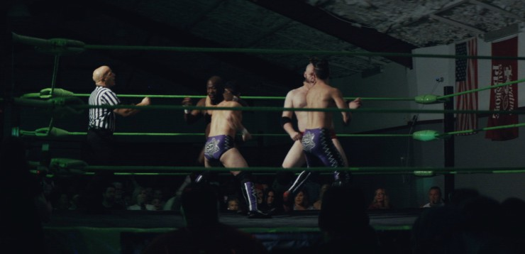 Misfits & Dreamers Watch Monster Factory Wrestling Short