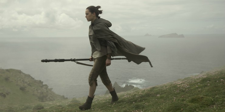 Things Get Explosive In Star Wars: The Last Jedi TV Spots