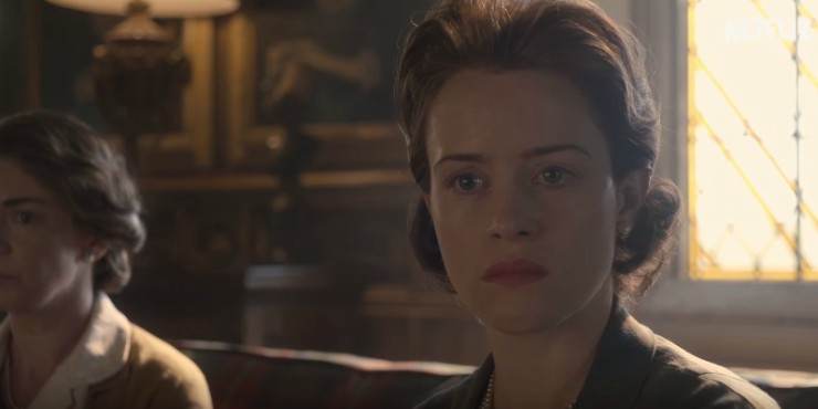 The Evolution Of The Crown Examined In  The Crown Season 2 Featurette