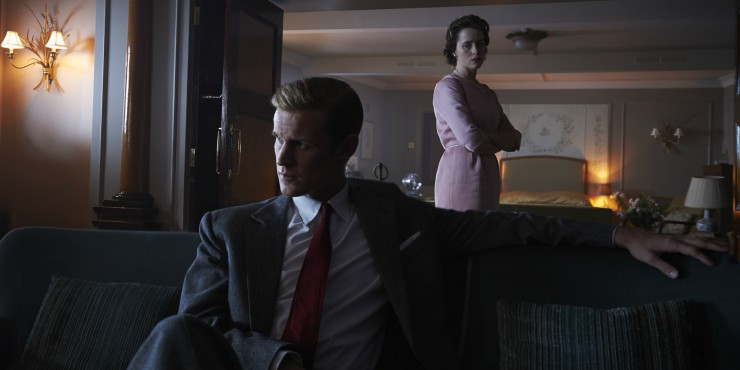 The Royals In 'Trouble' In Netflix's The Crown Season 2 Trailer