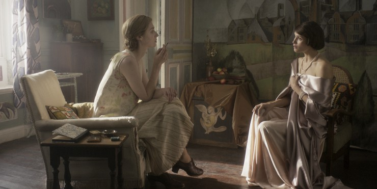 First Look at Vita & Virginia Starring Elizabeth Debicki, Gemma Arterton