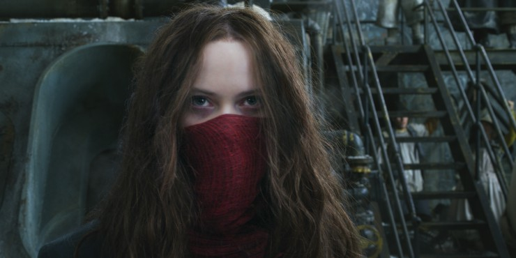 London Floats In Peter Jackson's Mortal Engines First Trailer