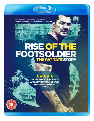 RISE OF THE FOOTSOLDIER NETFLIX
