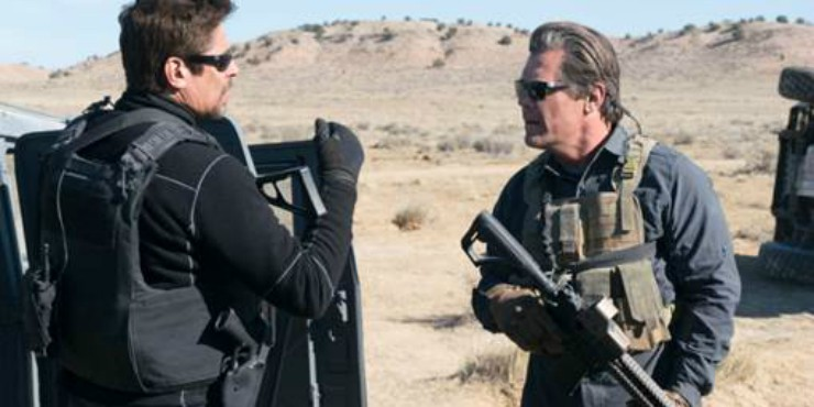 Sicario 2: Soldado First Trailer, Starts War With Everyone