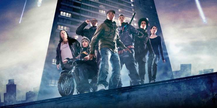 Cool Stuff: Attack The Block Soundtrack Glow In The Dark Vinyl
