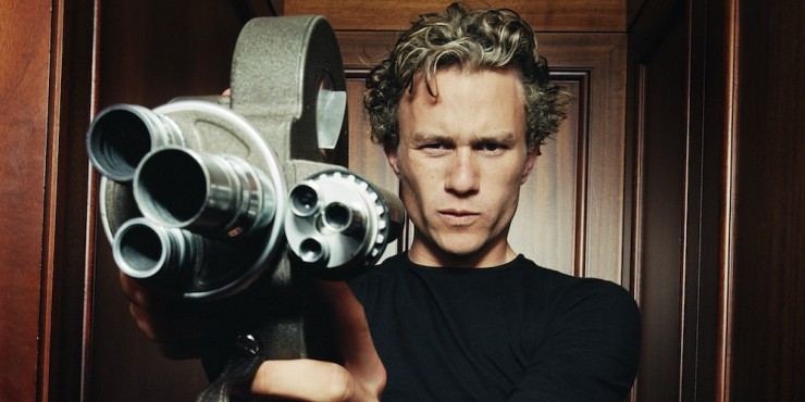 Win I Am Heath Ledger' On DVD