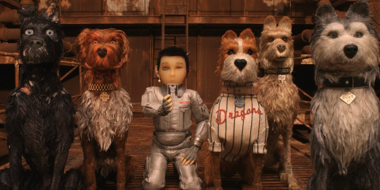 Wes Anderson's Isle Of Dogs To Open Glasgow Film Festival 2018