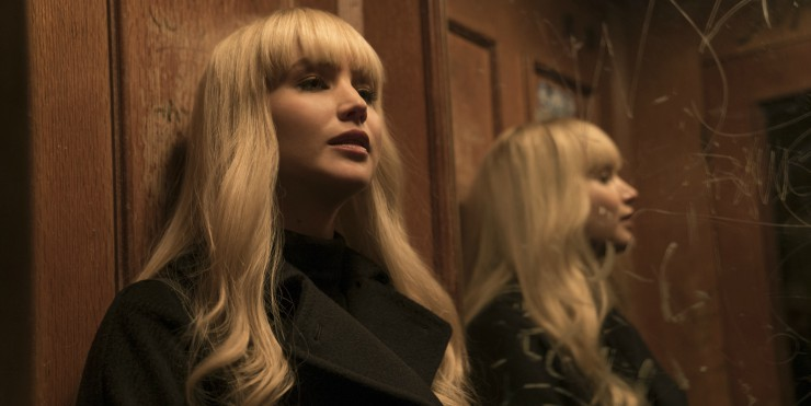 Red Sparrow Trailer 2 Jennifer Lawrence Is A 'Master Of Deception And Manipulation""