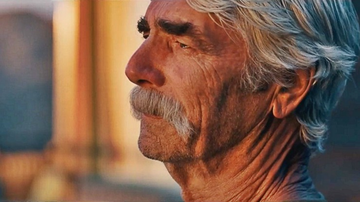 Watch A Clip For The Hero Starring Sam Elliott