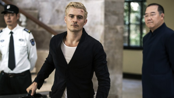 Orlando Bloom – action hero!