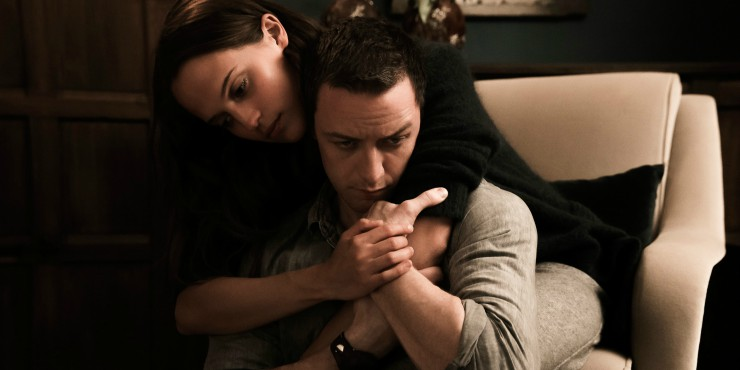 Love Has No Limits In Submergence UK Trailer Starring James McAvoy