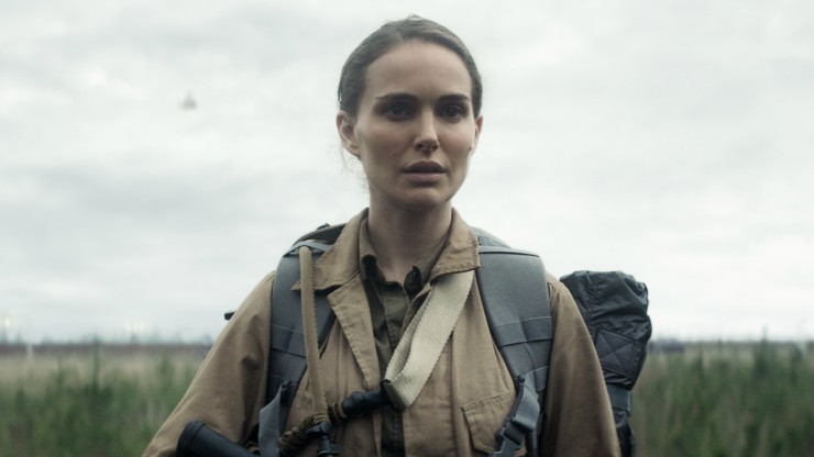 Netflix Unveils New Trailer For Alex Garland's Annihilation