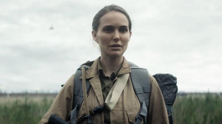 Netflix Unveils New Trailer For Alex Garland's Annihilation